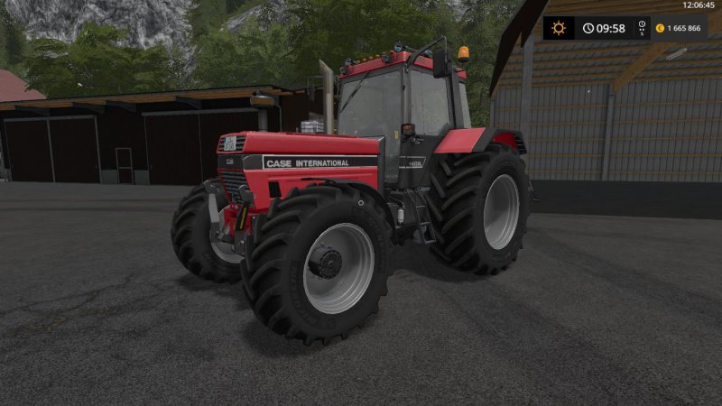 FS17 CASE IH 1455 XL EDIT