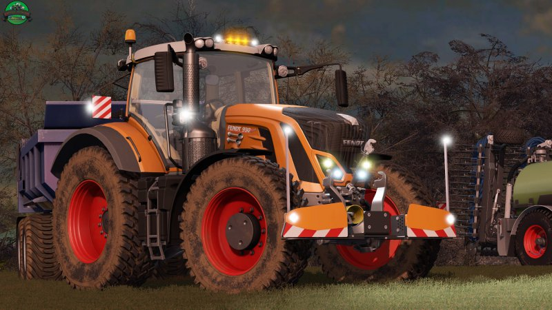 FS17 Fendt 900 Vario S4 V1.4.0.0 MR