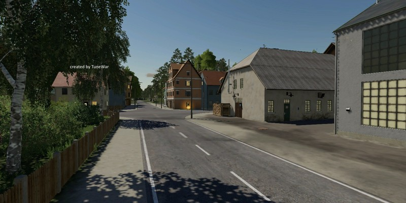 Bettingen Map v1.0.2