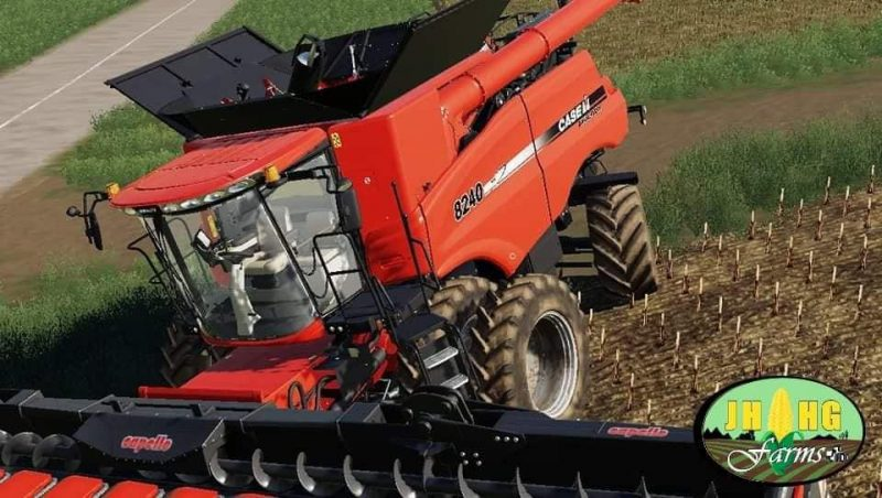 CaseIH Axial-Flow 240 USA Series