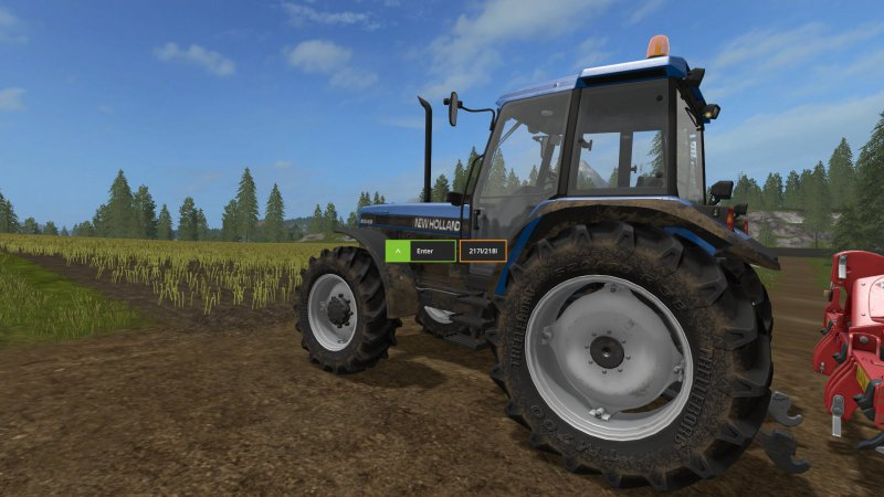 FS17 Enter Vehicle Info (1.0.0.1)