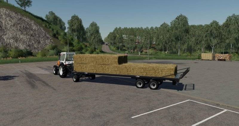 Fliegl DPW 180 do kostek Autoload v0.0.2.0