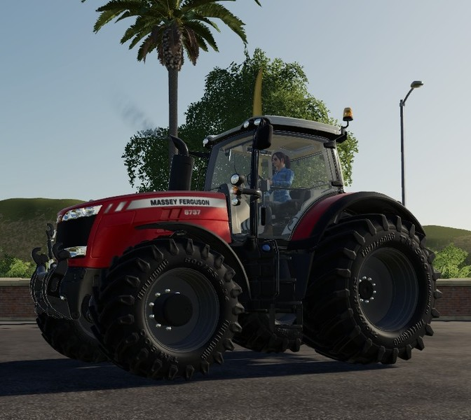 Massey Ferguson 8700 FIX by Alex Blue v1.0.0.5