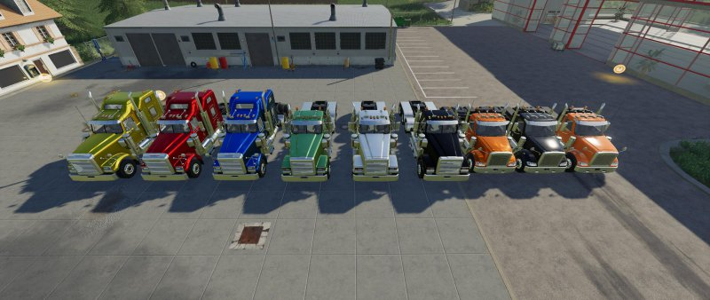 Trucks Gamling Edition v1.0.0.1