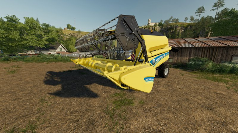 New Holland Varifeed 18