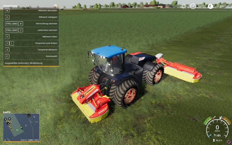 Claas Xerion 5000 v1.3