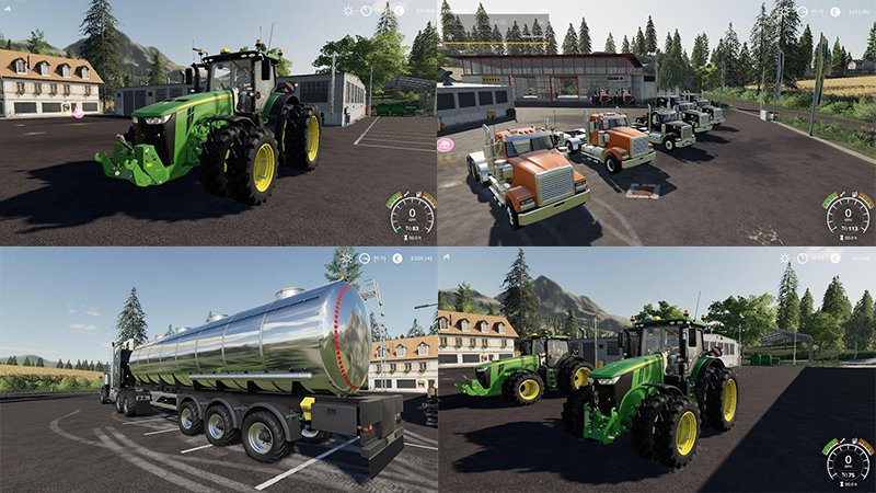FS19 Mod Updates by Stevie