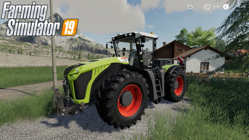 Claas Xerion 4000 – 5000