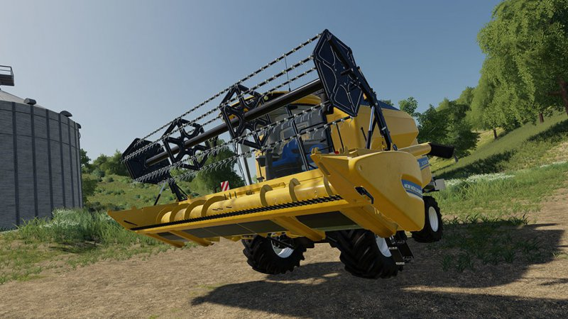 New Holland Varifeed 18 v1.0.1