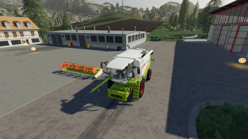 Eagle355th Claas 540 Pack