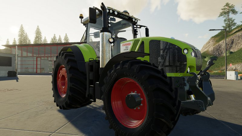 Claas Axion 900 v1.0.0.2