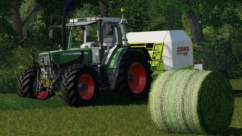 Fendt Favorit 500 v3