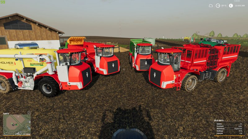 Holmer Terra Variant Pack by Larry 1.0.0.1