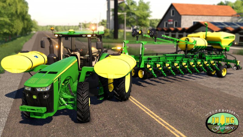 John Deere 2016-2018 US Series