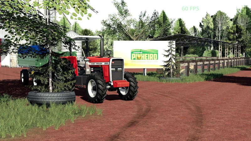 MASSEY FERGSSON SERIES