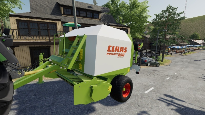 Claas Rollant 250 v1.5