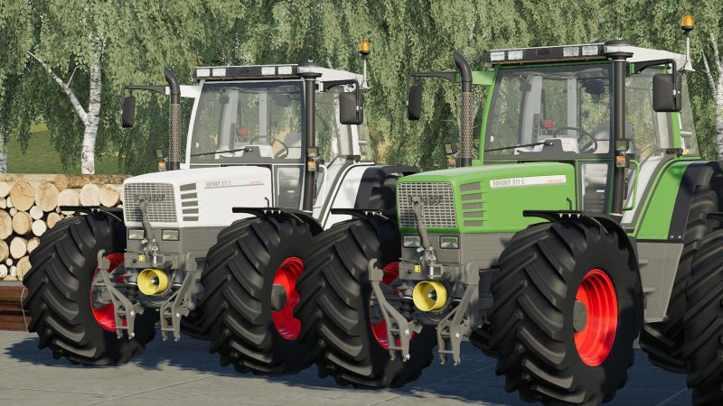 Fendt 500 Favorit
