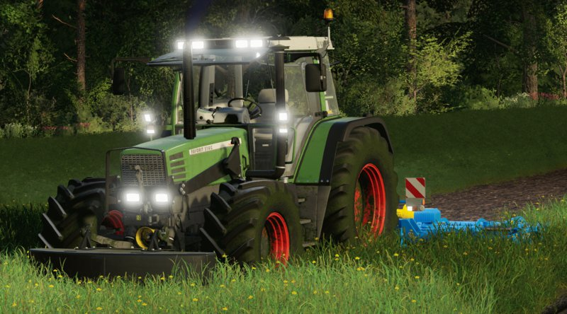 Fendt Favorit 51X v4