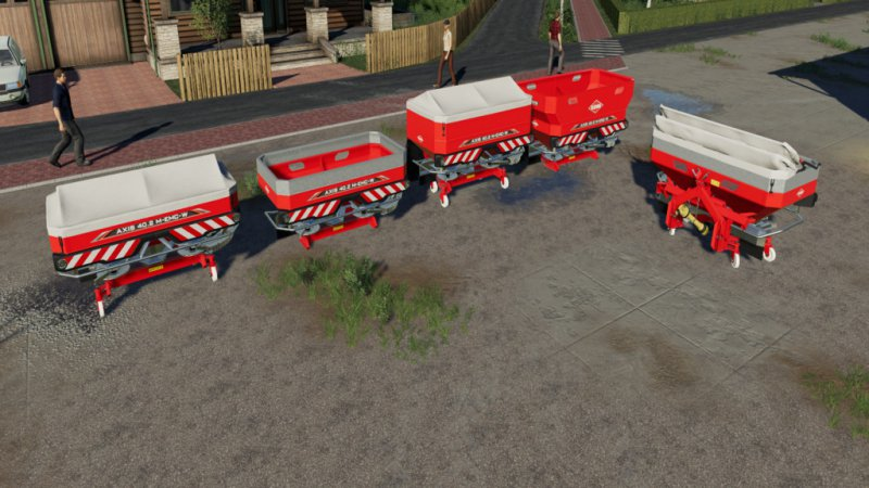 Kuhn Axis 402 Plus Pack v1.0.0.1
