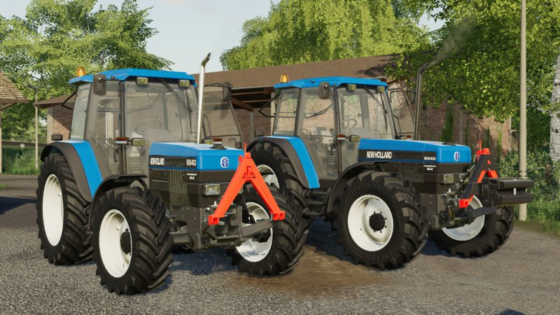 New Holland 40 Pack