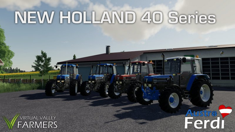 Ford New Holland 40 Series