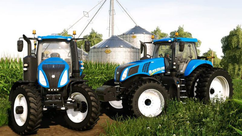 New Holland T8 US v1.1