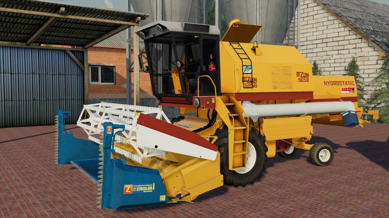 Bizon 5058 Hydrostatic 1.1