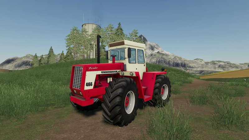International Harvester 4166