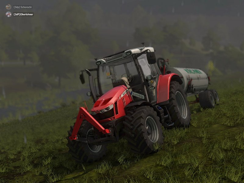 FS17 MF5600 by 3dPTeam