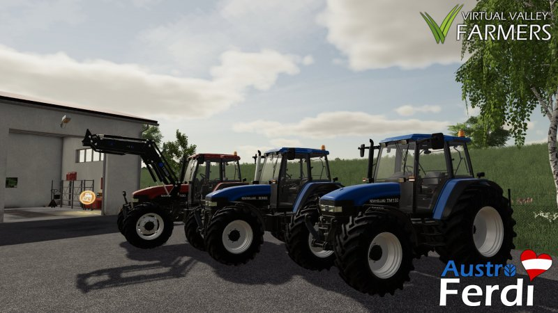 New Holland 60 / M / TM Series