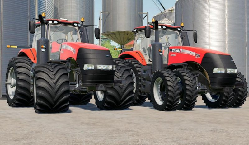 Case IH Magnum – USA and Canada v3.2