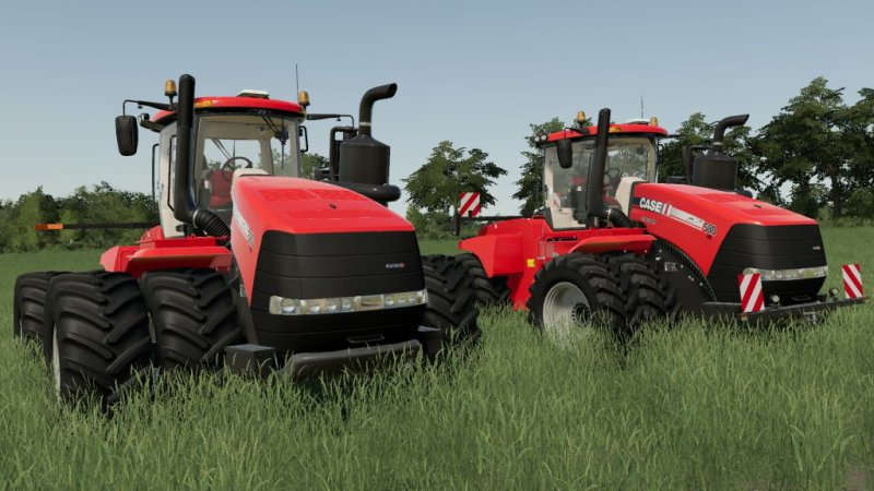 Case IH Steiger Series