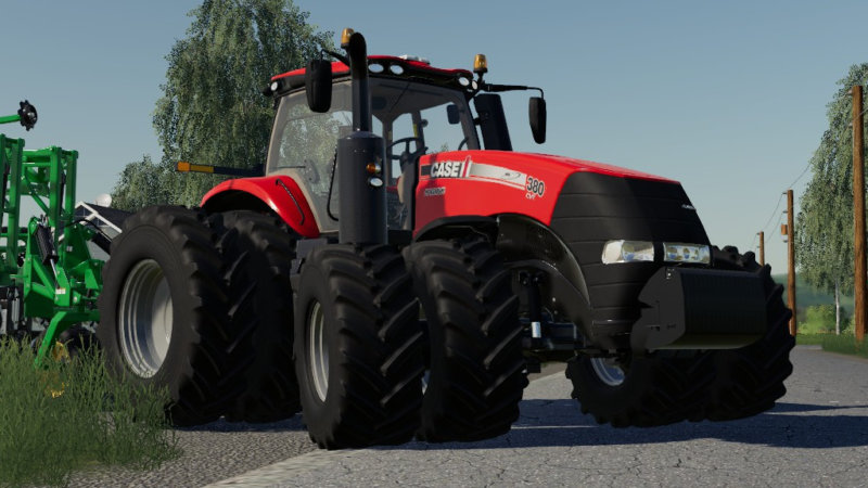 Case IH Magnum US Series