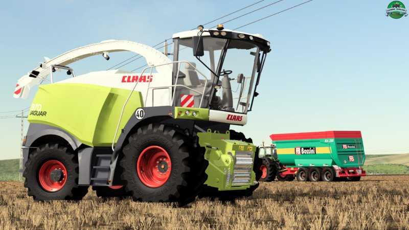 Claas Jaguar 900 Type 496 V1.1.0.0