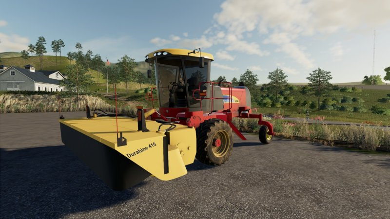 New Holland H8060