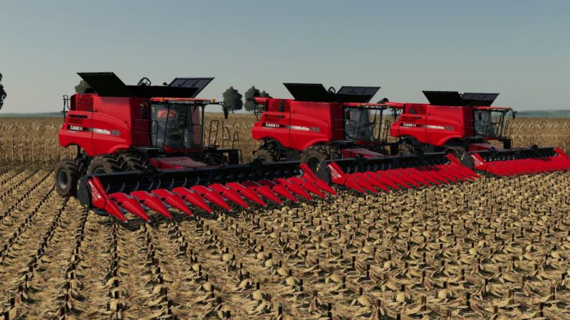 Case IH Axial-Flow seria 240