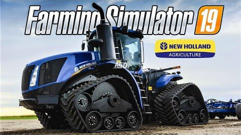 New Holland Modpack