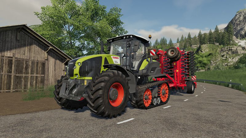 Claas AXION 960-930 TERRA TRAC