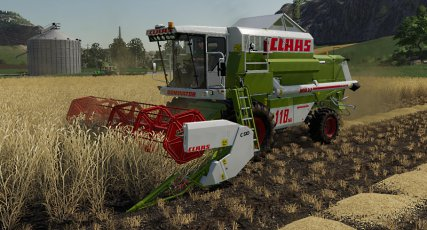 Claas Dominator SL Series