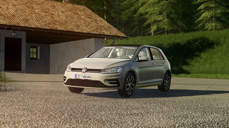 Volkswagen Golf 2017 v1.5