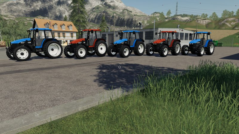 New Holland TS Series V1.1 FIXED