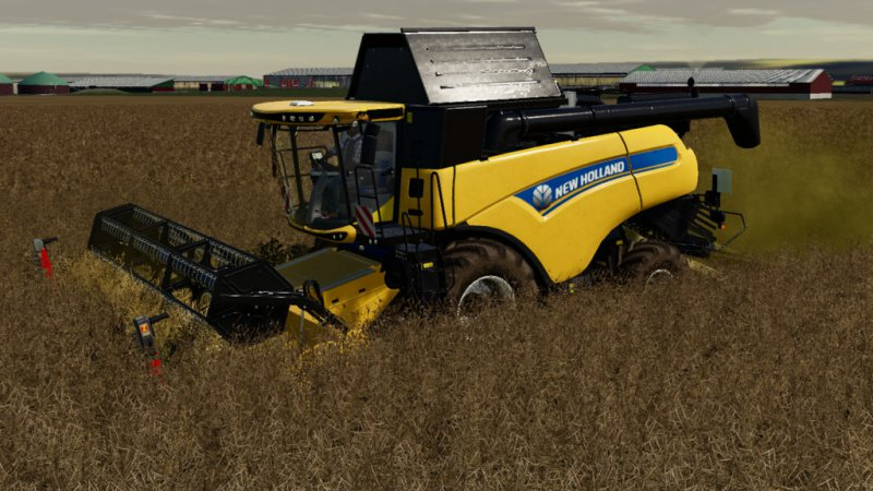 New Holland Varifeed Pack