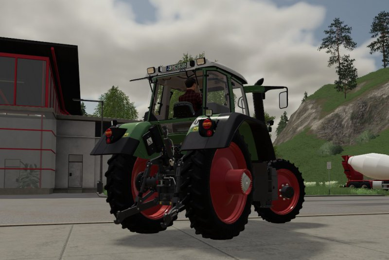 Fendt Favorit Vario 800 TMS v1.1.1