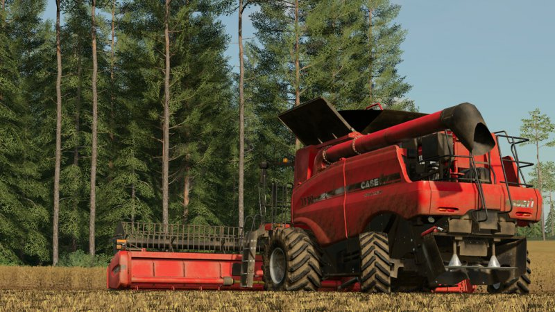 Case IH Axial-Flow 7130 Pack