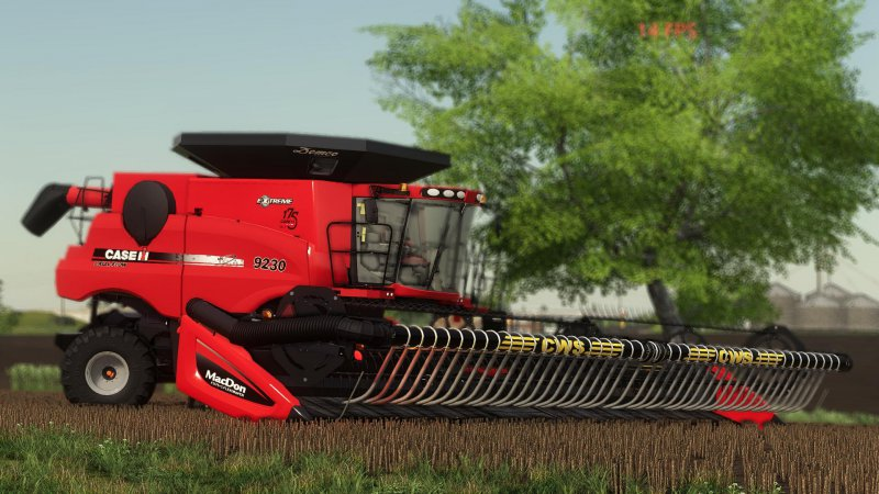 Case IH 8120-9230 Axial Flow Series