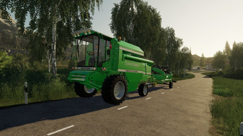 Deutz-Fahr Starliner 4045H Pack