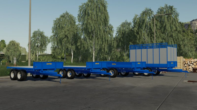 Mcintosh 6 Tonne Multi Purpose Trailer