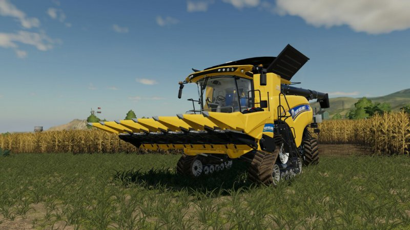 New Holland 980 CF6