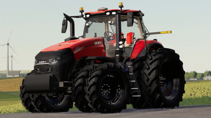 Case IH AFS Connect Magnum v1.1
