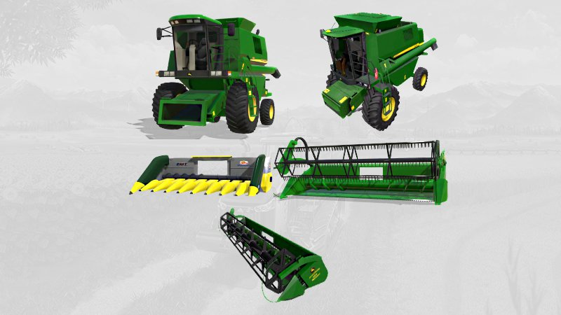 John Deere 1450/1550 Pack v0.5 Beta